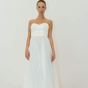 Kleid von Francesca Miranda, Credits:  New York Bridal Week