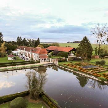 Photo : Château de Quesmy