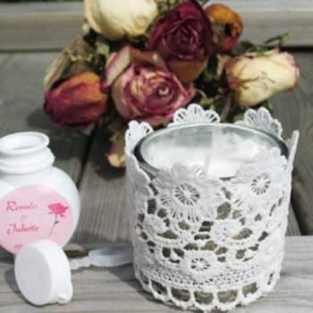 Si romantique - Pot en dentelle - mesinvites.com