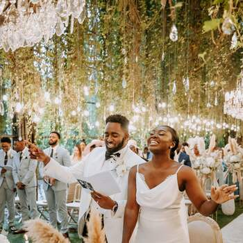 Araba & Harvey married