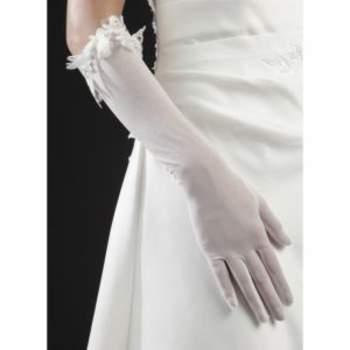 Gants de mariée Lynx. Crédit photo : Mariage-pronoce