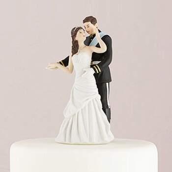 Cake Topper Couple De Conte De Fées - The Wedding Shop !