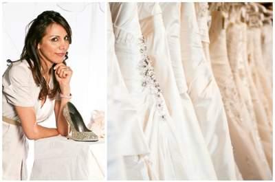 Rossella Migliaccio, consulente di immagine e bridal stylist fra le più eccellenti. Foto courtesy Rossella Migliaccio, via rm-style.com