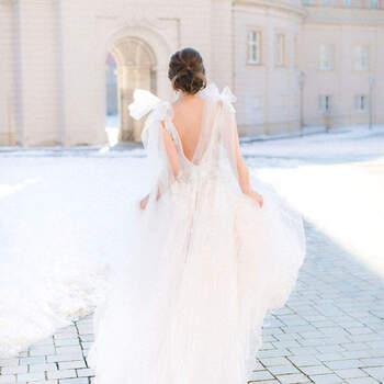 Paris Bride. Foto: Sekundenstill Fotografie