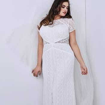 Modelo vestido Lenora da Wtoo