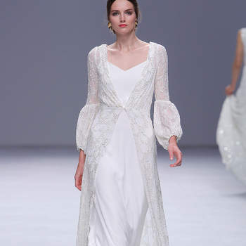 Créditos: Beba's Closet | Barcelona Bridal Fashion Week