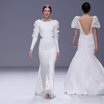 Beba´s. Credits_ Barcelona Bridal Fashion Week