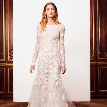 Ver vestidos blancos para boda civil