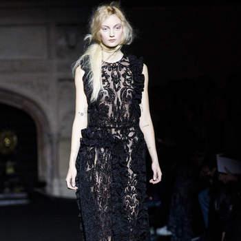 Credits: London Fashion Week Autumn/Winter 2015