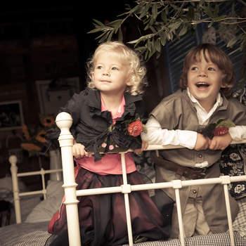 Moments volés ! - Photo : Mooibelicht trouwfotografie
