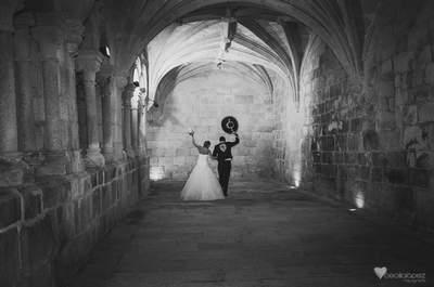 Real wedding: Un mariage aux saveurs mexicaines au Relais et Châteaux de Santo Estevo