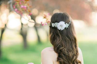 Brautfrisuren mit offenen Haaren stylen: Diese Trends werden Sie begeistern