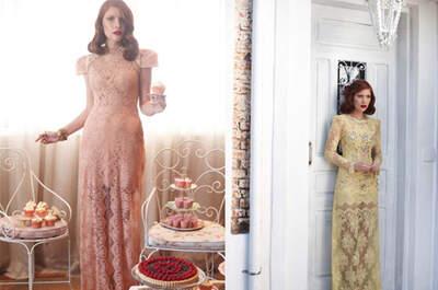 Vestidos de festa com renda: feminilidade e sofisticação