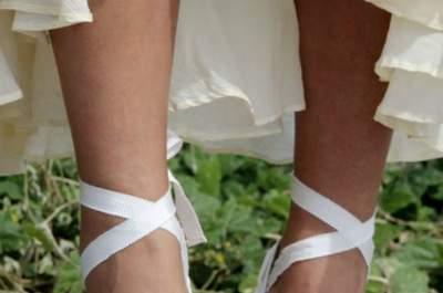 Schicke Brautschuhe in den unterschiedlichsten Stilen