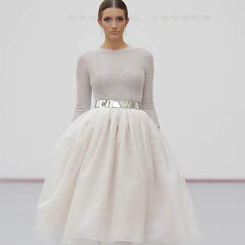 Kleid von Hannibal Laguna