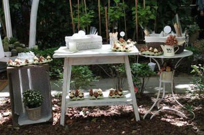Mon petit gâteau: dulces de colores para tu boda