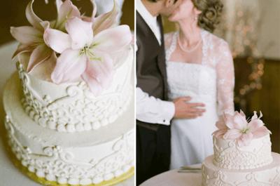 Die Trends für Hochzeitstorten 2013