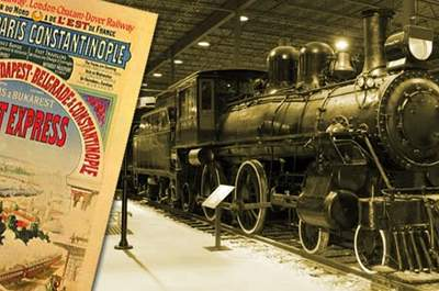 Luna di miele originale: un treno chiamato Orient Express