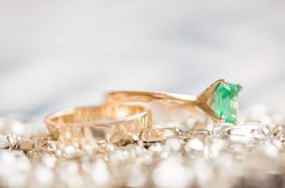 El significado de las piedras preciosas del anillo de compromiso