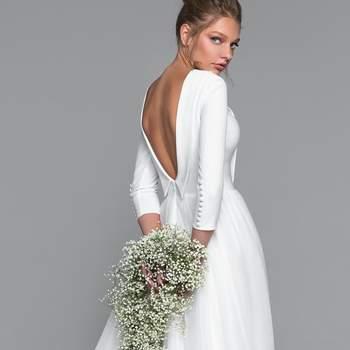Credits: Vesta Wedding Dresses