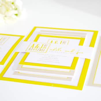 Credits: Shine Wedding Invitation