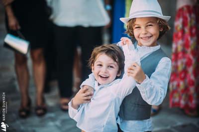 Kinder gekonnt in die Hochzeit integrieren – Eine Profi-Nanny gibt Tipps
