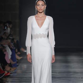 Rosa Clará 2020 Créditos: Barcelona Bridal Fashion Week