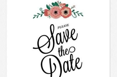 I 10 Save the date più originali della wedding-sfera