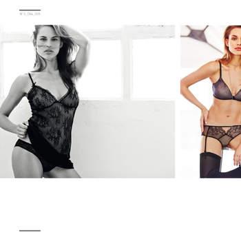 Foto: Catálogo Woman Secret 2014/2015