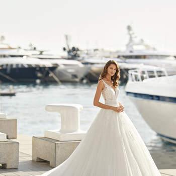 Aire Barcelona - Vestido Princesa 2021