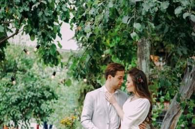 Свадьба в эко стиле: советы и рекомендации от свадебных профессионалов!