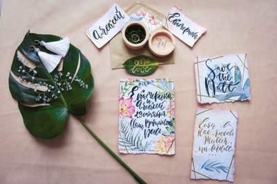 Как написать свадебные приглашения? Советы и рекомендации!