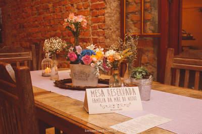 Saiba onde fazer um casamento 100% rústico LINDO em São Paulo!