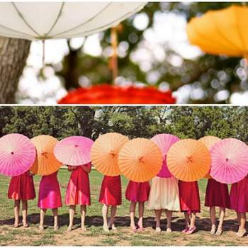 Foto: papercrew & My Wedding Reception Ideas