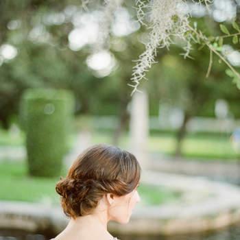 Cabelo de noiva preso   Credits: Alisa Ferris Photography