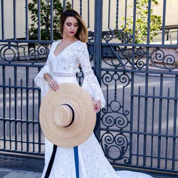 Look de la novia | Foto: José Miguel Mena Fotografía