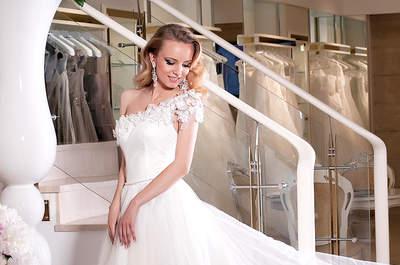 Robes de mariée Oksana Mukha 2014 : entre modernité et classicisme