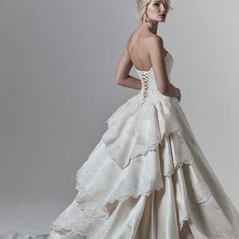 Wedding Dress Sottero and Midgley | wedding dress