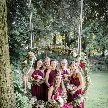 Credits: Die Blumentante - Dekorationen und Floristik