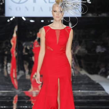 Sonia Peña. Credits: Barcelona Bridal Fashion Week