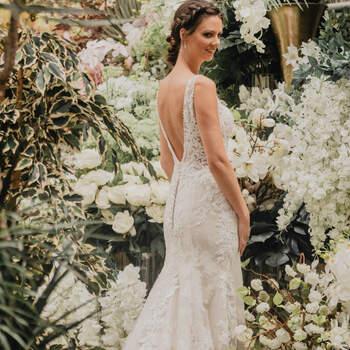 Styled bride look: ontdek de uiteenlopende mogelijkheden voor jouw look op de grote dag!   Foto: Beyoutiful Fotografie