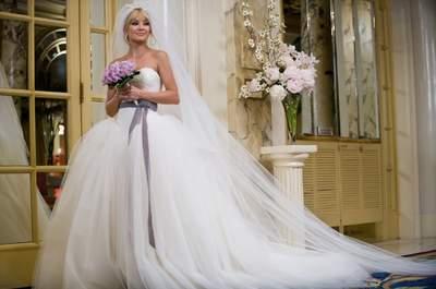 11 mentiras que las películas nos cuentan de las bodas