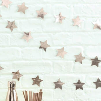 Guirnalda de estrellas decorativas- Compra en The Wedding Shop