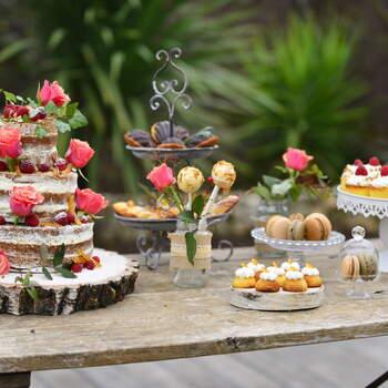 Photo : Clara Jung - Wedding Cake designer