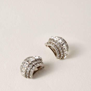 Ginette Earrings. Credits: Bhldn