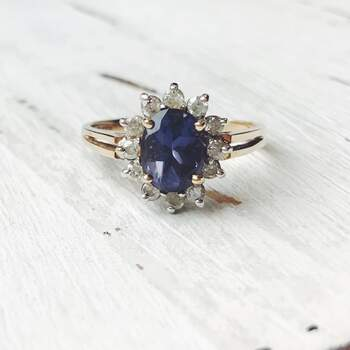 Créditos: House of Vintage Rings