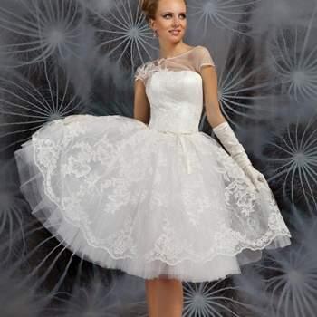 Robe de mariée Oksana Mukha 2013, modèle Marilyn