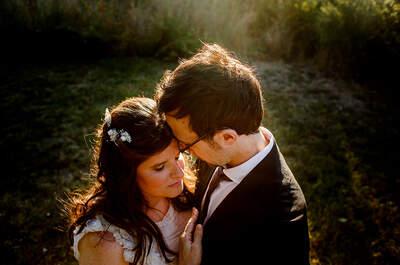 Recuerda tu boda de la manera más especial con la narración fotográfica de Aitor Audícana