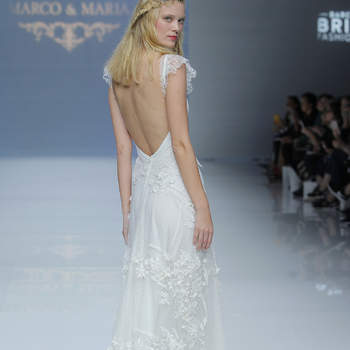 Marco _ Maria.  Credits_ Barcelona Bridal Fashion Week