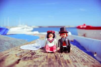 Plusieurs idées pour un mariage aux couleurs de la mer